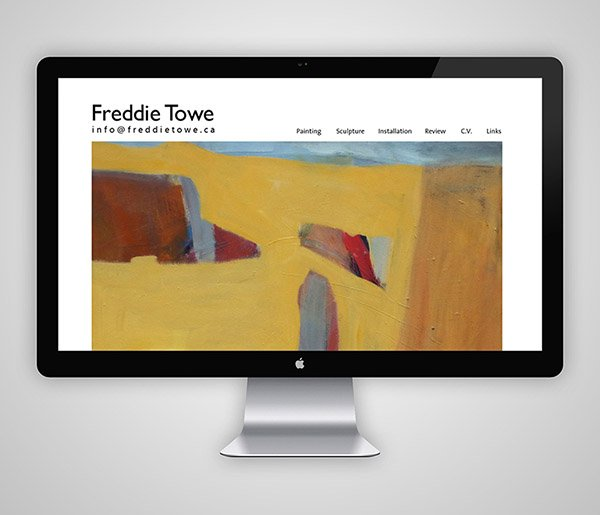 Freddie Towe Website