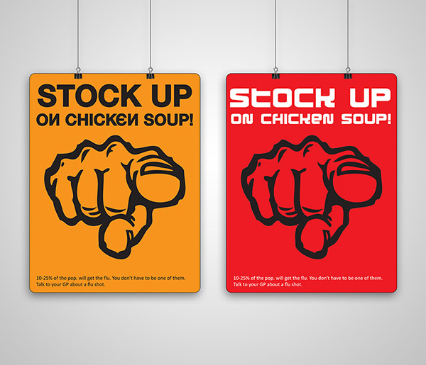 Chicken Soup Poster