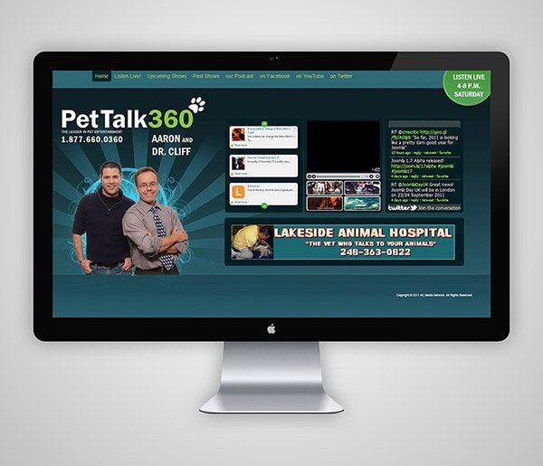 PetTalk360 Website