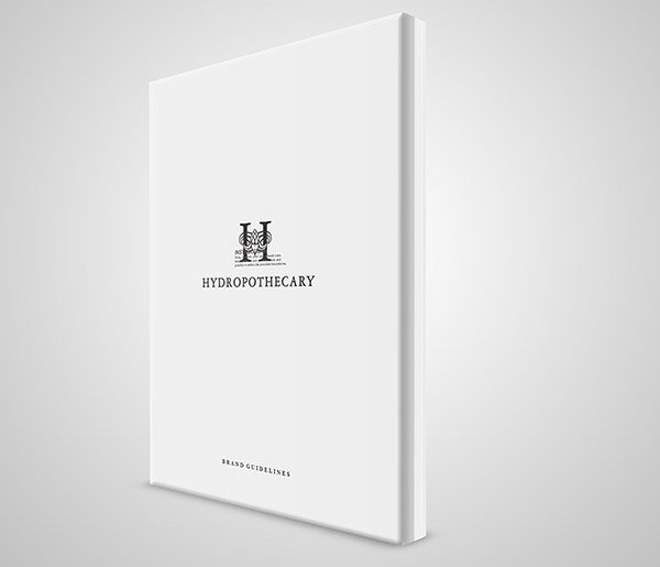 Hydropothecary PDF to InDesign Conversion Book